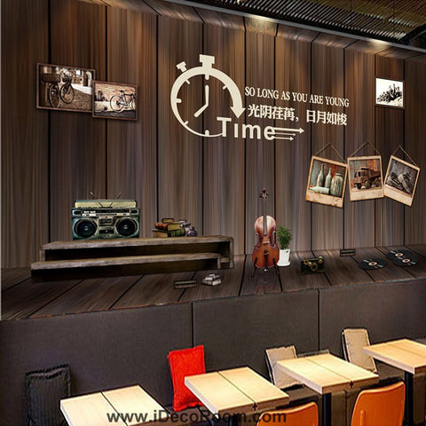 Coffee shop Wallpaper Coffee Club Cafe Wall Murals IDCWP-CF-000006