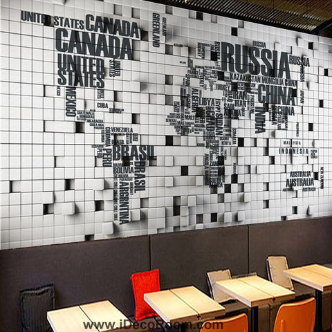 Image of Coffee shop Wallpaper Coffee Club Cafe Wall Murals IDCWP-CF-000011