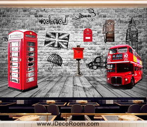 Coffee shop Wallpaper Coffee Club Cafe Wall Murals IDCWP-CF-000012