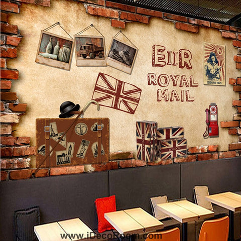 Coffee shop Wallpaper Coffee Club Cafe Wall Murals IDCWP-CF-000021