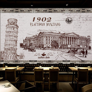 Coffee shop Wallpaper Coffee Club Cafe Wall Murals IDCWP-CF-000026
