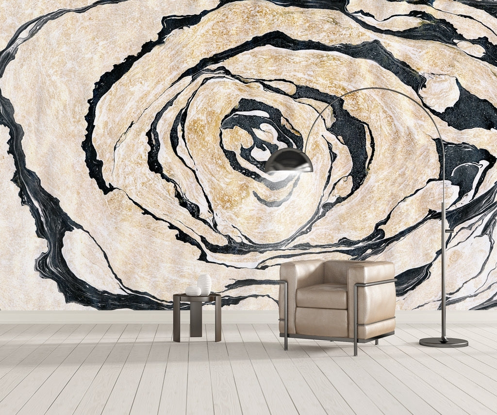 Abstract marble rose pattern stone texture wall IDCWP-DZ-000200