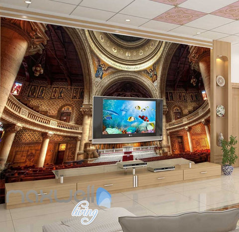Image of Art Ceiling Art Jesus Christ Art Wall Murals Wallpaper Decals Prints Decor IDCWP-JB-000121