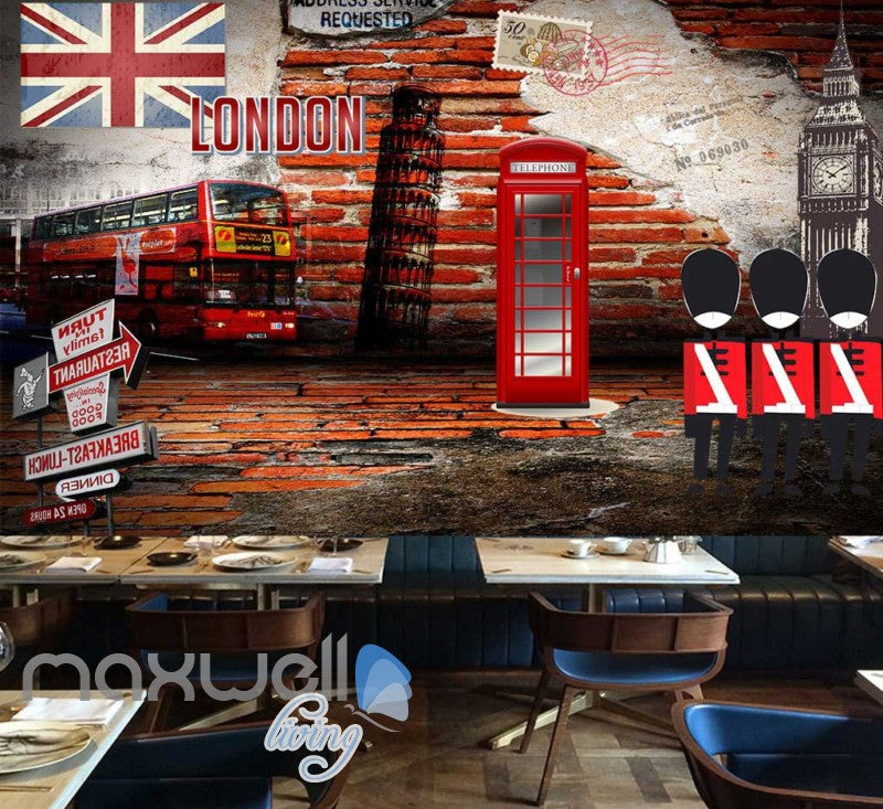 London England Wall Art Collection Art Wall Murals Wallpaper Decals Prints Decor IDCWP-JB-000134