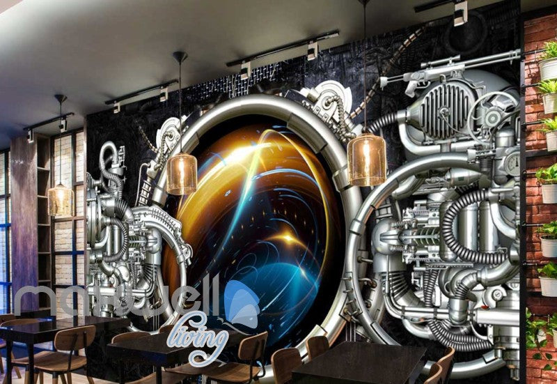 Graphic Design Postergraphic Design Modern Poster System Engineer Pipes System Ingeneer Pipes Art Wall Murals Wallpaper Decals Prints Decor IDCWP-JB-000345