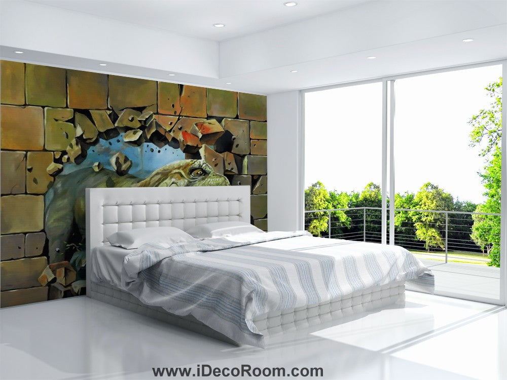 Dinosaur Wallpaper Large Wall Murals for Bedroom Wall Art IDCWP-KL ...