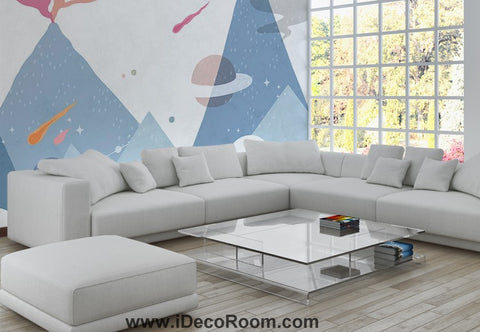 Image of Dinosaur Wallpaper Large Wall Murals for Bedroom Wall Art IDCWP-KL-000166