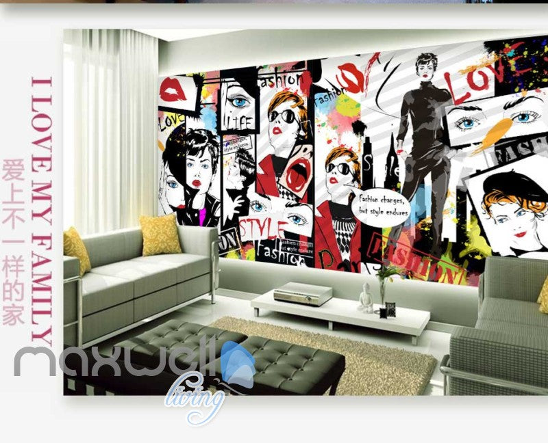 3D Graffiti Pumpkin Head Jack Street Art Wall Murals Wallpaper Decals Prints IDCWP-TY-000164