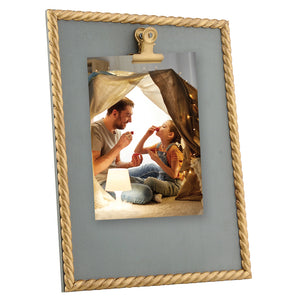 Gold Framed Clip Board