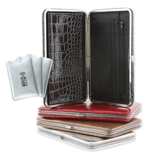 Assorted Wallets - Set of 3
