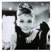 Load image into Gallery viewer, Audry Hepburn Classic Canvas Print