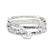 Load image into Gallery viewer, Scripture Wrap Bracelet
