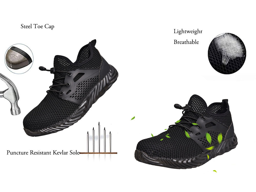 1.lightweight shoes safety shoes For Men Women  Suadexshoes 825