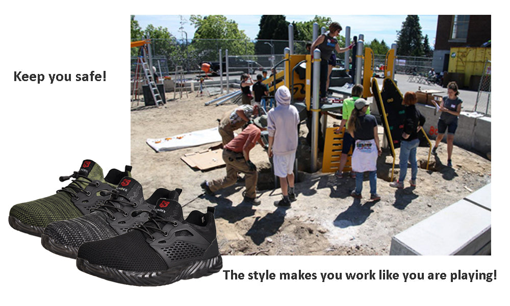 3.Stylish Steel Toe Shoes Work Shoes 830 description-02