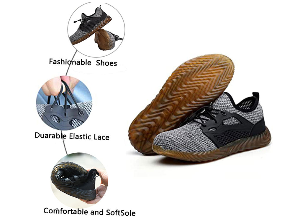 lightweight shoes safety shoes For Men Women  Suadexshoes 825