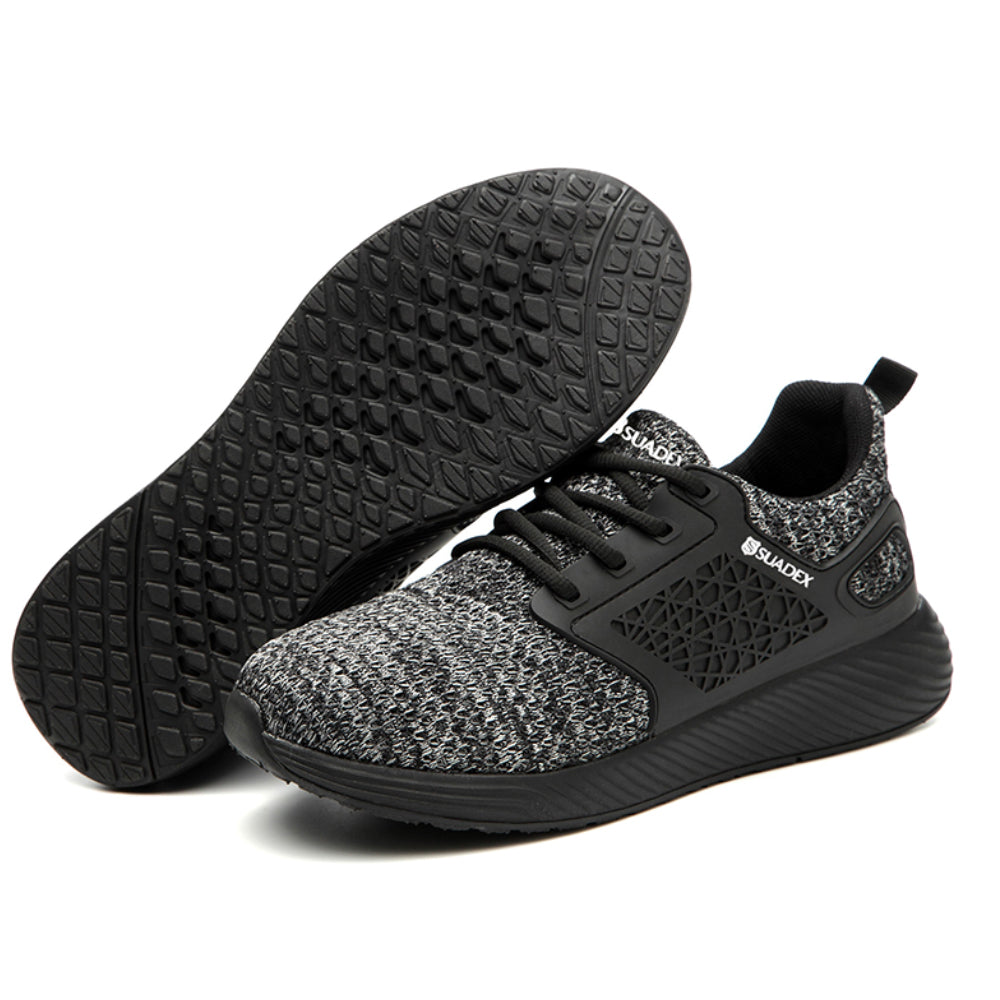 Slip Resistant Shoes For Women Men  831black