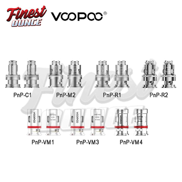 Voopoo PnP - Replacement OCC (1pc / 5pcs) - Finest Ounce Vape Store