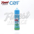 COF - Super Cool Green Apple (FREEBASE) 60mL - Finest Ounce Vape Store