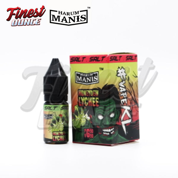 Harum Manis - Honeydew Lychee (SALT) 10mL - Finest Ounce Vape Store