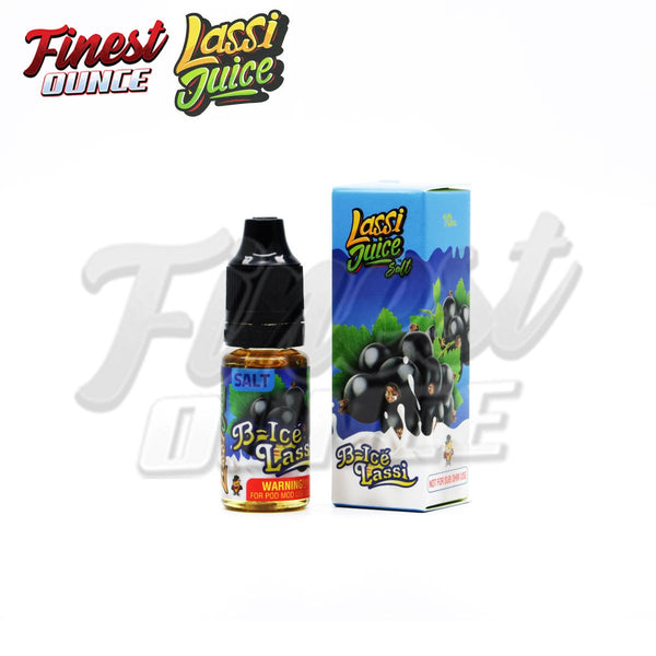 Lassi Juice - Blackcurrent Lassi (SALT) 10mL - Finest Ounce Vape Store