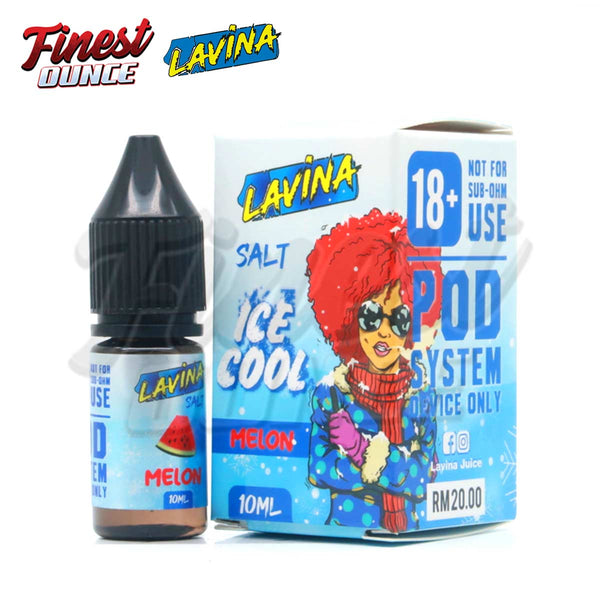 Lavina - ICE COOL Melon (SALT) 10mL