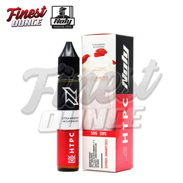 Noty  - Strawberry Milkshake (FB-HTPC) 30mL - Finest Ounce Vape Store