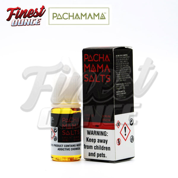 Pachamama - Fuji Apple (SALT) 10mL - Finest Ounce Vape Store