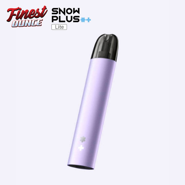 Snowplus Lite Device Kit - Purple - Finest Ounce Vape Store