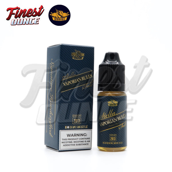 Vaporian Rules Salt Nic - Stella (10mL) - Finest Ounce Vape Store