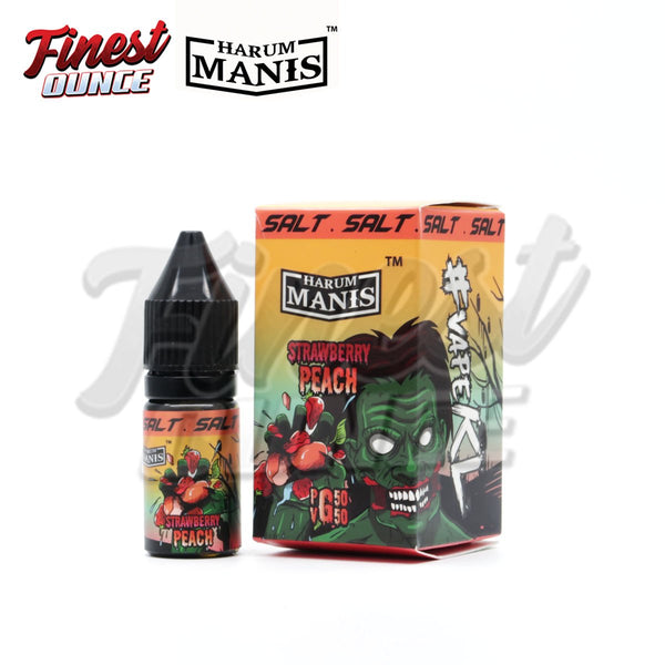 Harum Manis - Strawberry Peach (SALT) 10mL - Finest Ounce Vape Store