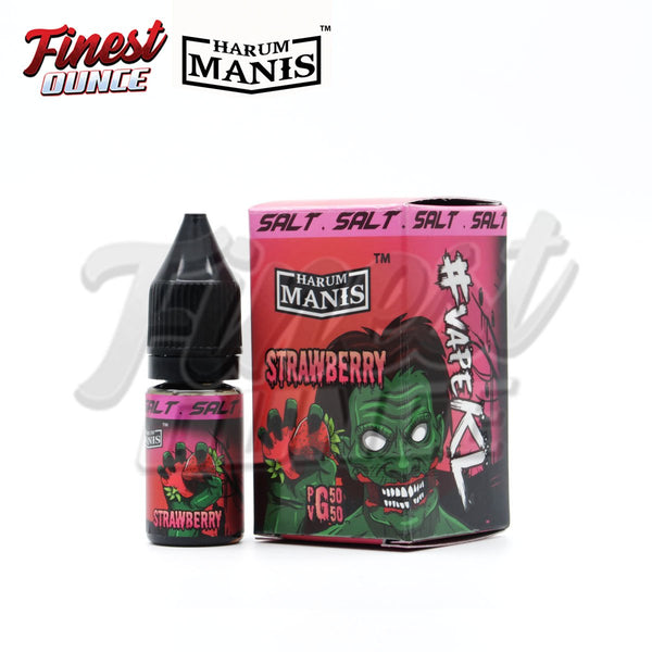 Harum Manis - Strawberry (SALT) 10mL - Finest Ounce Vape Store