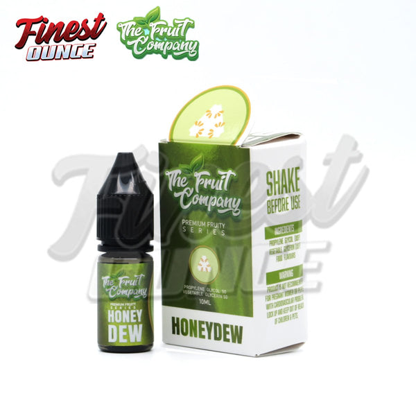 The Fruit Company - Honeydew (SALT) 10mL - Finest Ounce Vape Store