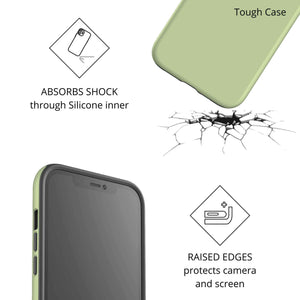 Camouflage Phone Case, Tough Case, Absorbs Shock and Protects camera and screen, iPhone, Samsung, Google Pixel