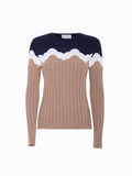 "MARNIE Knit ""nuvolette"" Top"