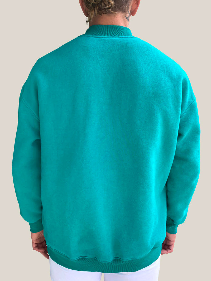 Heritage Sweater - Teal