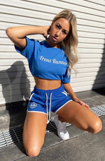Run Club Shorts - Blue
