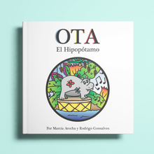 Load image into Gallery viewer, OTA EL HIPOPÓTAMO (Libro)