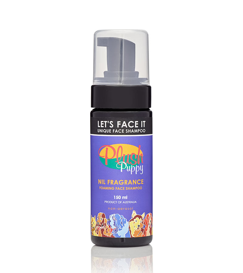 Let's Face It - Unique Face Shampoo