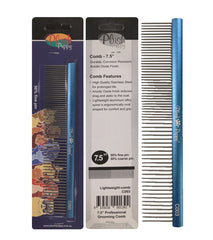 Professional Grooming Combs
