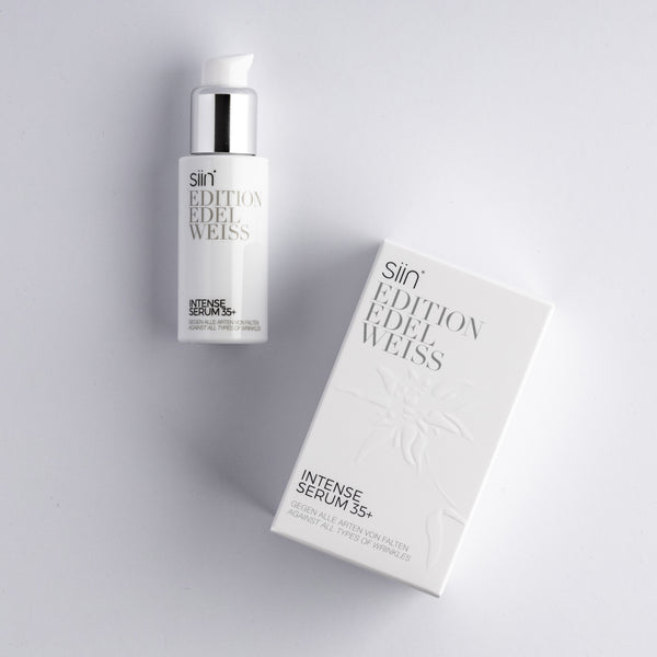 Against wrinkles of all kinds. Intense Serum 35+, 30 ml