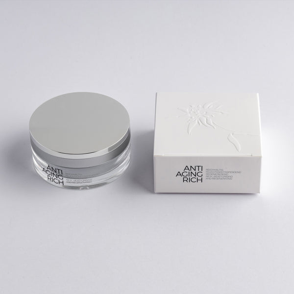 VERO! Per pelli secche e mature. Anti Aging Rich Mask, 50 ml