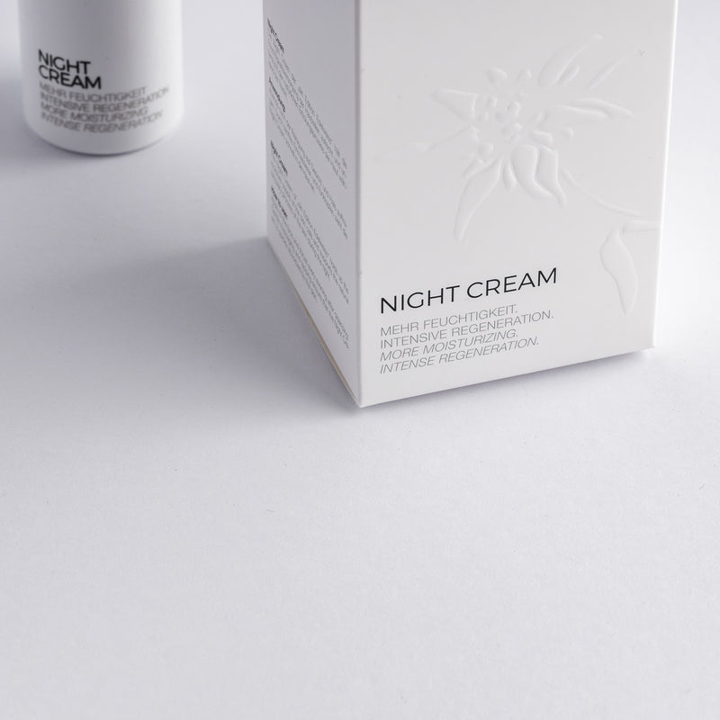 Revitalisierung der Haut in der Nacht. Night Cream, 50 ml