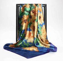 Load image into Gallery viewer, Luxury Silk Scarves - Pipikini