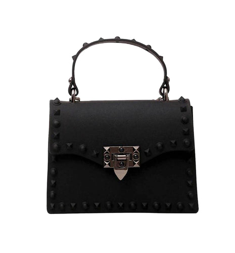 Rebel Rich Bag - Black - Pipikini