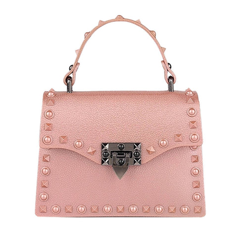 Rebel Rich Bag - Rose Gold - Pipikini