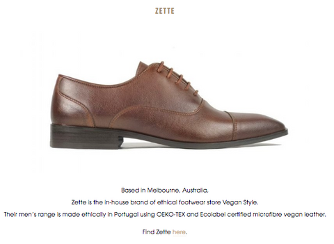 8 ethically made and vegan dress shoes for men