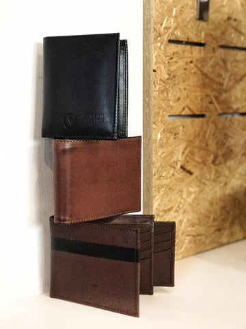 Vegan Father's Day Gift Ideas - Men's Wallets from Vegan Style in Melbourne