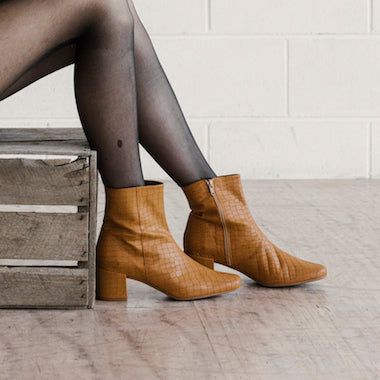 Best women's vegan ankle boots brands to shop online
