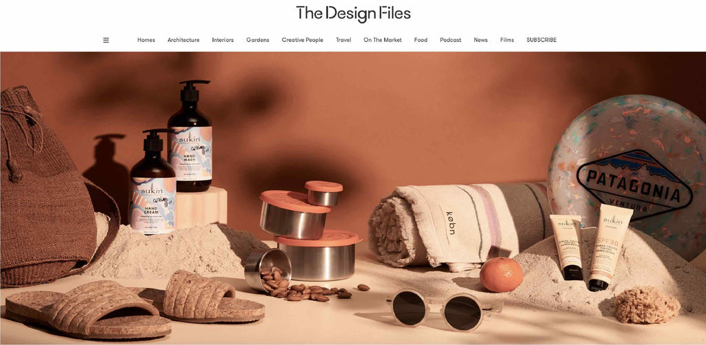 The Design Files Sustainable Summer Edit Shoes