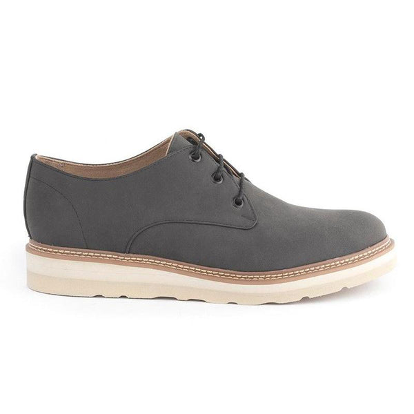 'Marvim' Unisex vegan shoes by Ahimsa - black